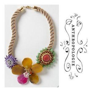 Floret Rope Necklace